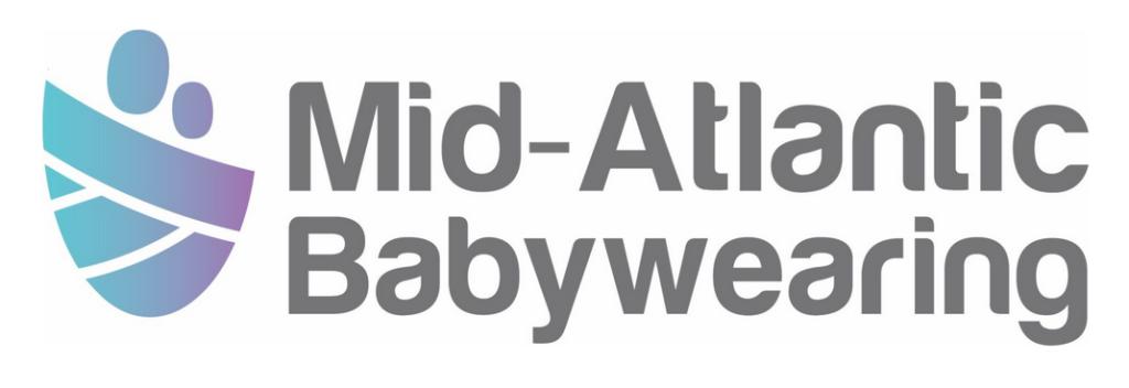 Mid-Atlantic Babywearing logo