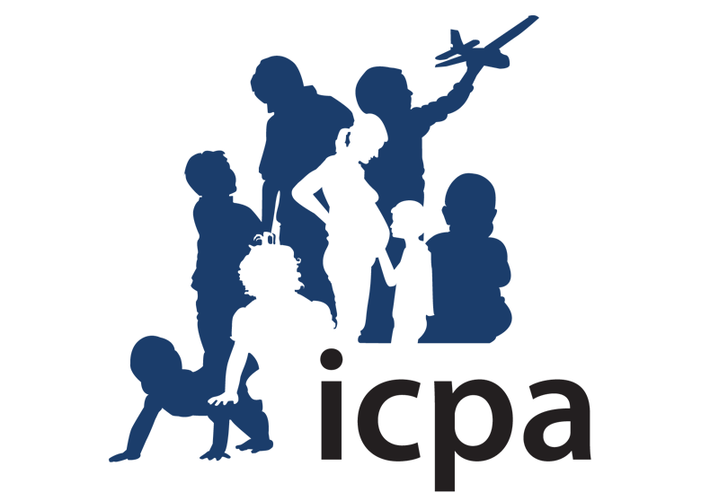 ICPA Logo, International Childrens Pediatric Association